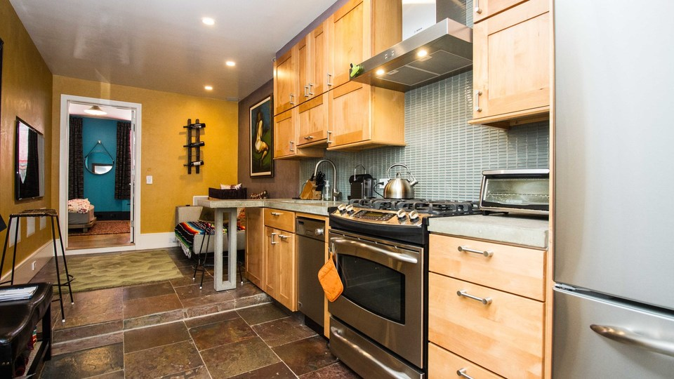 A $3,100.00, 2 bed / 1 bathroom apartment in Greenpoint
