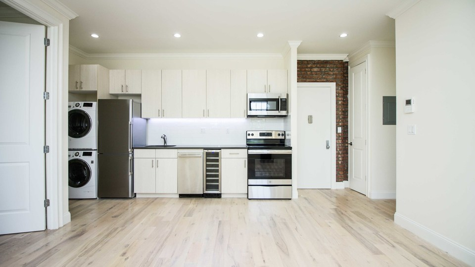 A $2,815.00, 2 bed / 2 bathroom apartment in Bushwick