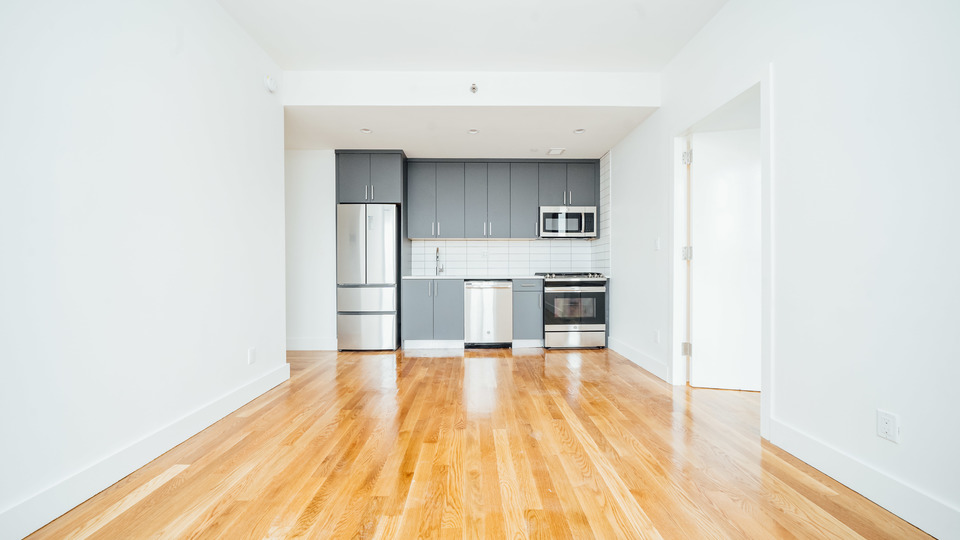 A $1,600.00, 2 bed / 1 bathroom apartment in Bed-Stuy