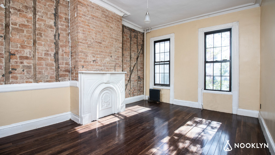 A $2,150.00, 1.5 bed / 1.5 bathroom apartment in Clinton Hill