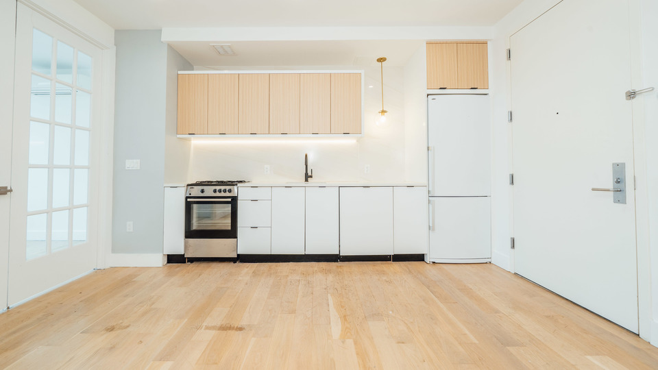 A $3,500.00, 3 bed / 1 bathroom apartment in Greenpoint