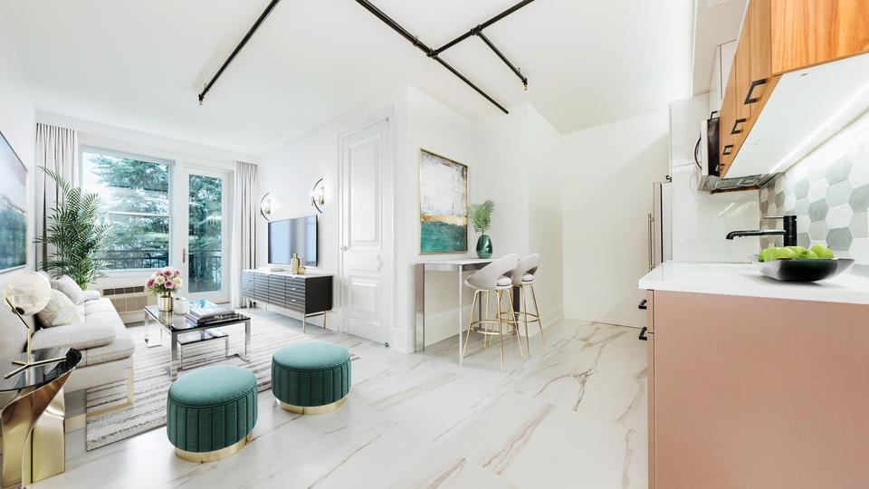 A $2,842.00, 2 bed / 1 bathroom apartment in Bushwick