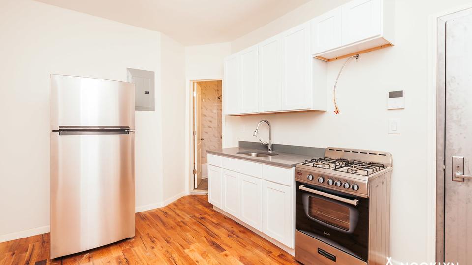 A $2,036.00, 1 bed / 1 bathroom apartment in Bushwick