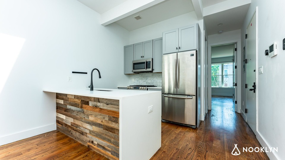 A $3,500.00, 2 bed / 2 bathroom apartment in Bed-Stuy