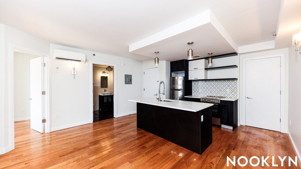 A $2,500.00, 2 bed / 1 bathroom apartment in Flatbush