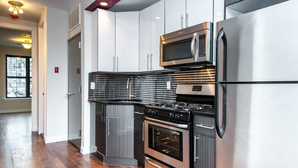 A $4,150.00, 3 bed / 1.5 bathroom apartment in Williamsburg