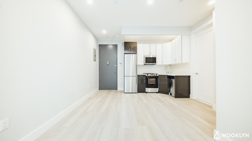 A $2,200.00, 1 bed / 1 bathroom apartment in Clinton Hill