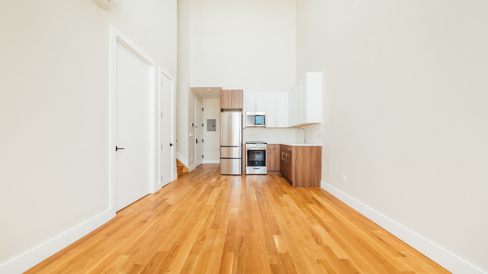 A $2,845.00, 2 bed / 2 bathroom apartment in Bed-Stuy