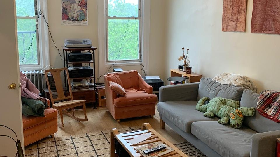 A $2,450.00, 2 bed / 1 bathroom apartment in Clinton Hill