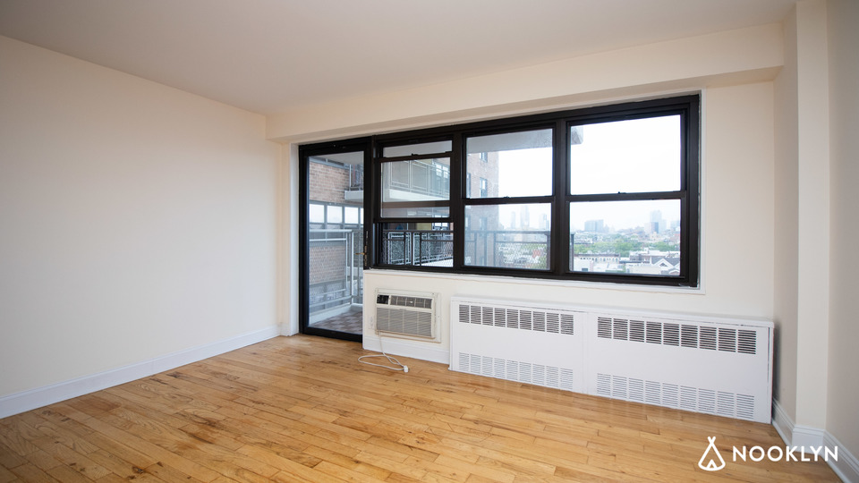 A $2,421.00, 1 bed / 1 bathroom apartment in South Slope