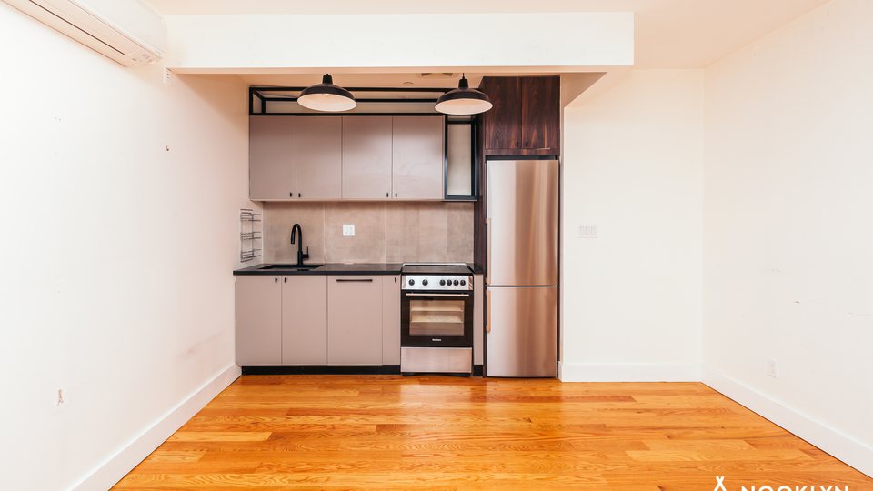 A $2,399.00, 2 bed / 1 bathroom apartment in PLG: Prospect Lefferts Gardens