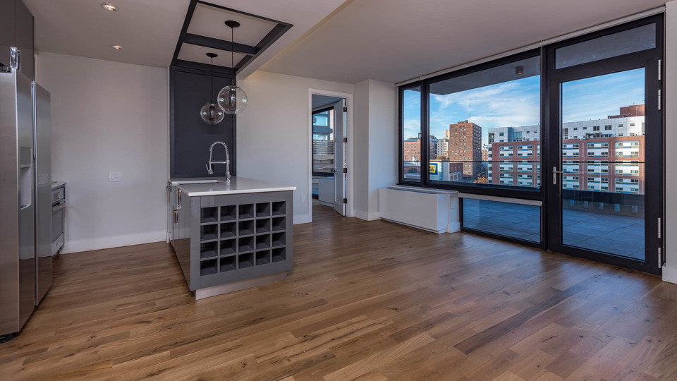 A $4,285.00, 2 bed / 2 bathroom apartment in Prospect Heights