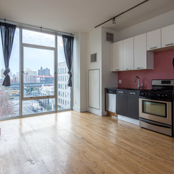 A $2,599.00, 0 bed / 1 bathroom apartment in Williamsburg