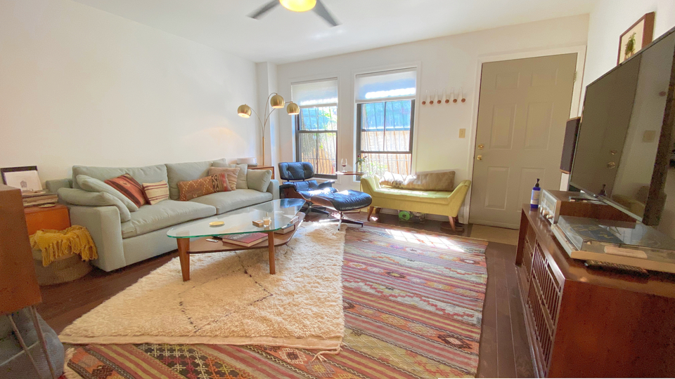 A $1,500.00, 2 bed / 1 bathroom apartment in Williamsburg
