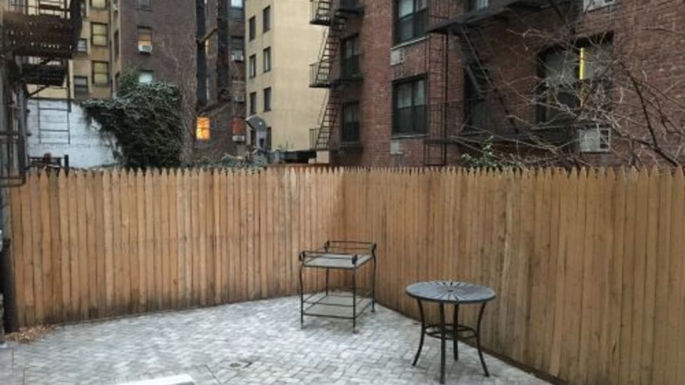 A $2,963.00, 1 bed / 1 bathroom apartment in Midtown