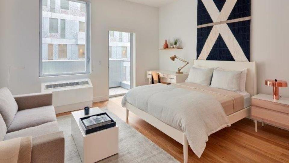 A $3,570.00, 1 bed / 1 bathroom apartment in Williamsburg
