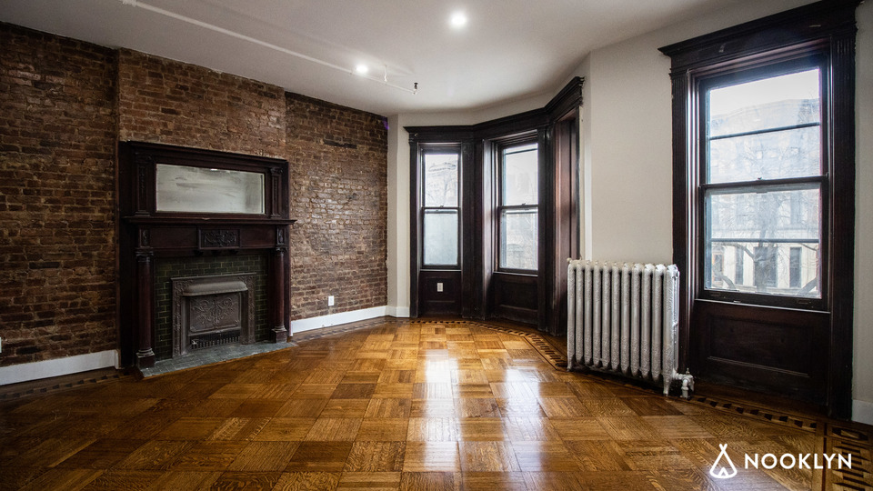 A $2,500.00, 1 bed / 1 bathroom apartment in Crown Heights