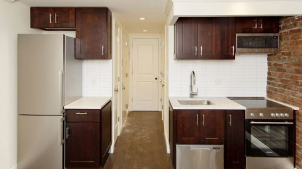 A $2,787.00, 1 bed / 1 bathroom apartment in East Village
