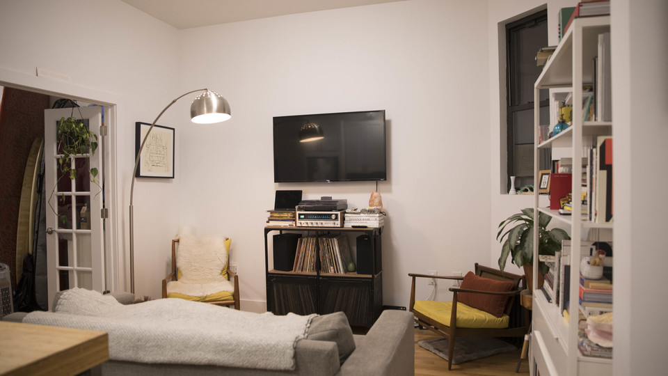 A $2,612.00, 2 bed / 1 bathroom apartment in Bed-Stuy