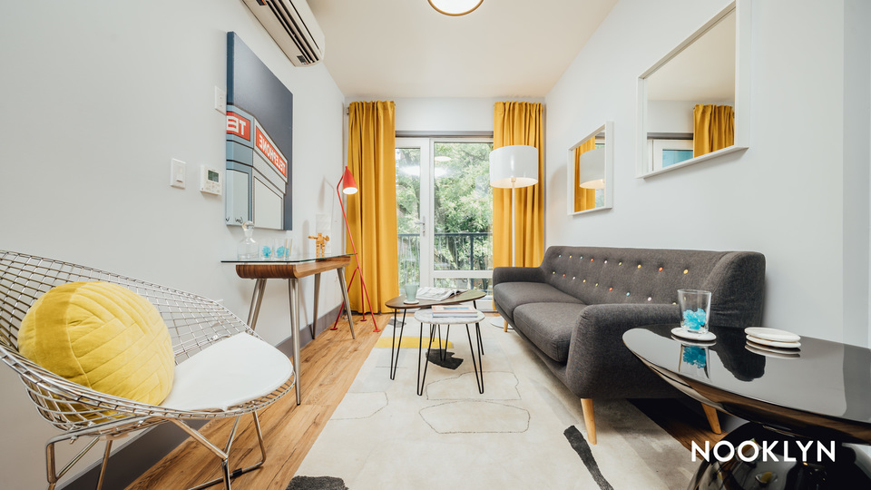 A $1,899.00, 1 bed / 1 bathroom apartment in Kensington