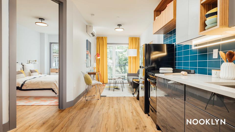 A $1,950.00, 1 bed / 1 bathroom apartment in Kensington