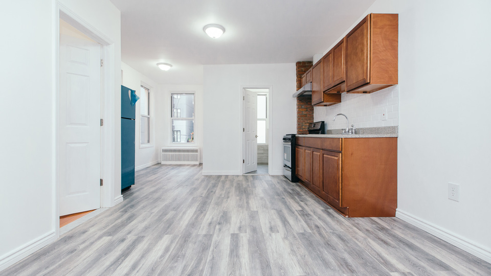 A $2,050.00, 2 bed / 1 bathroom apartment in Bushwick