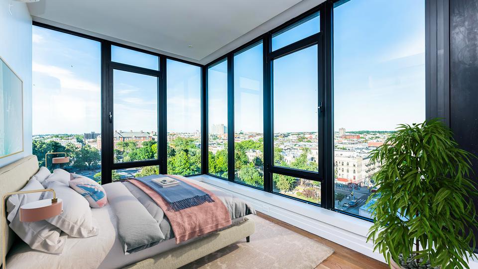 A $3,345.00, 2 bed / 1 bathroom apartment in Bushwick