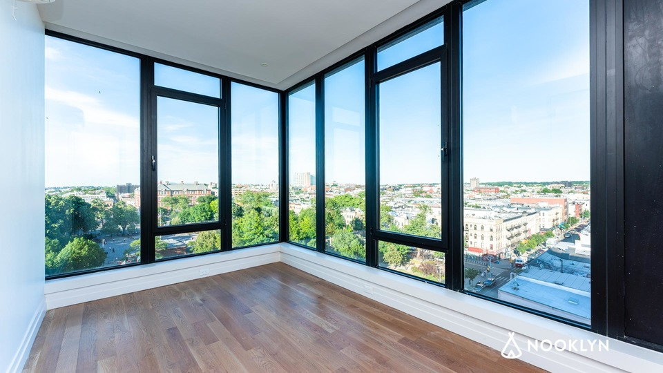 A $3,254.00, 2 bed / 1 bathroom apartment in Bushwick