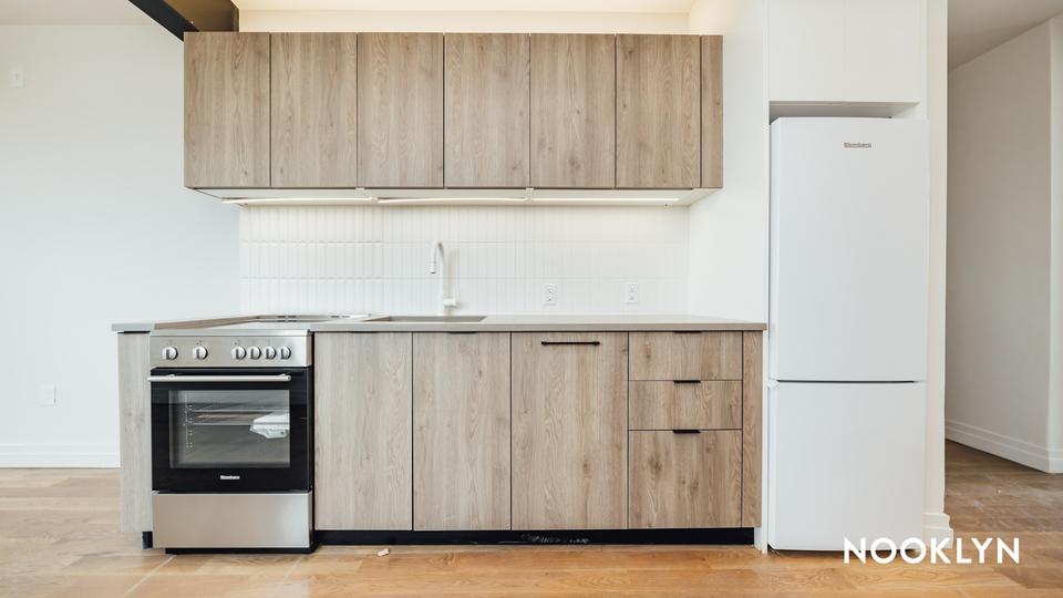 A $2,750.00, 1 bed / 1 bathroom apartment in Bushwick