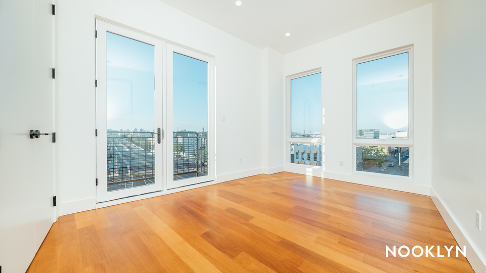 A $3,850.00, 2 bed / 1 bathroom apartment in Greenpoint