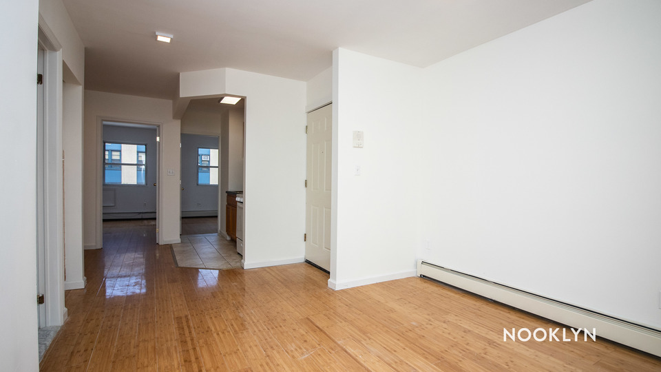 A $2,750.00, 4 bed / 2 bathroom apartment in Bushwick