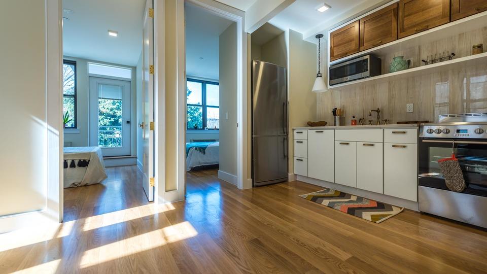 A $2,800.00, 2 bed / 1 bathroom apartment in Bushwick