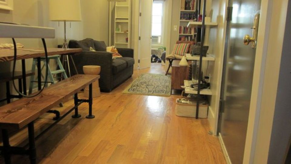 A $3,200.00, 2 bed / 1 bathroom apartment in Williamsburg