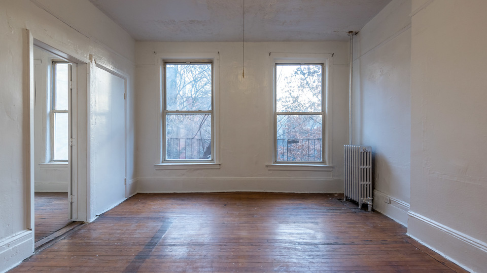 A $3,209.00, 2.5 bed / 1 bathroom apartment in Williamsburg