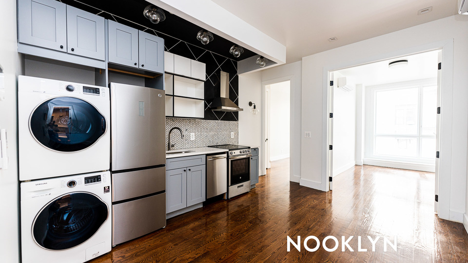 A $2,540.00, 2 bed / 1 bathroom apartment in Williamsburg