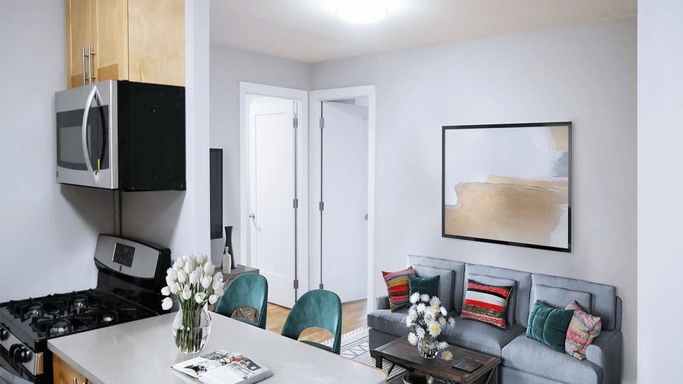 A $2,210.00, 2 bed / 1 bathroom apartment in Washington Heights
