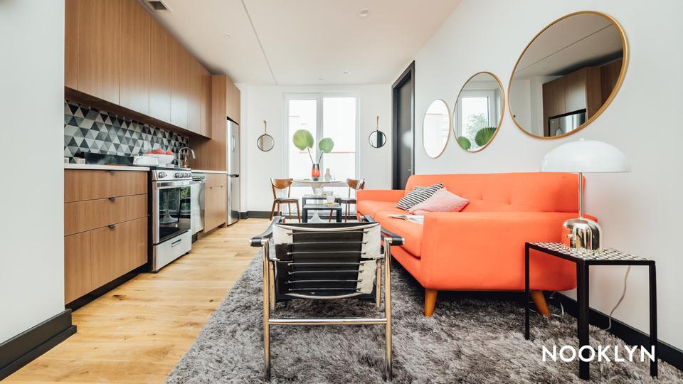 A $2,289.00, 2 bed / 1 bathroom apartment in East Flatbush