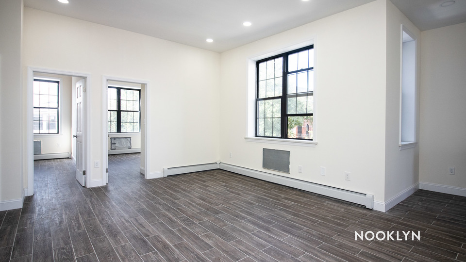 A $3,300.00, 4 bed / 2 bathroom apartment in Bushwick