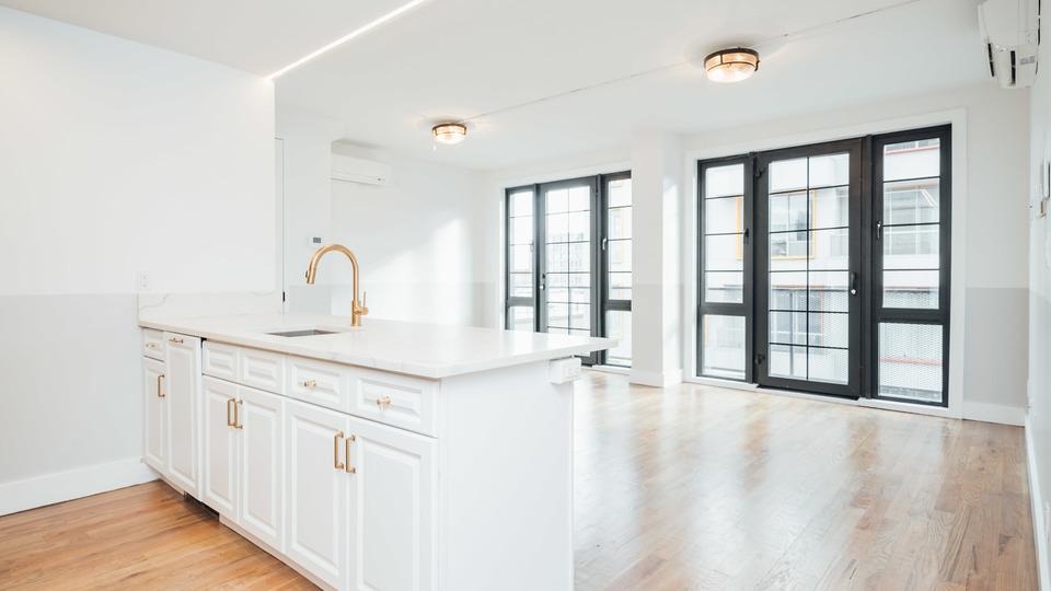 A $3,700.00, 2 bed / 2 bathroom apartment in Bushwick