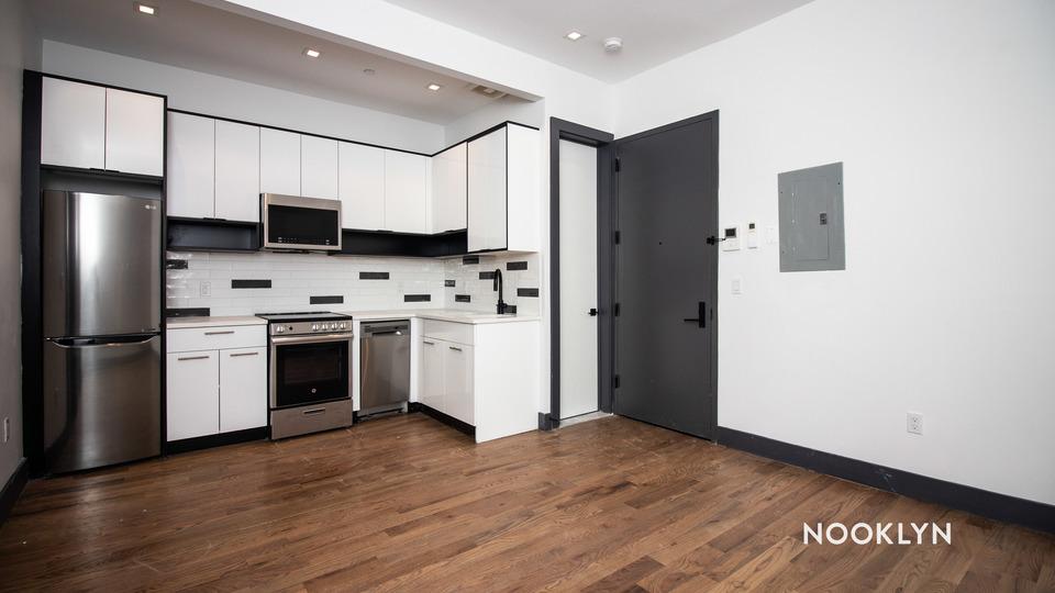 A $2,108.00, 2 bed / 1 bathroom apartment in East Flatbush