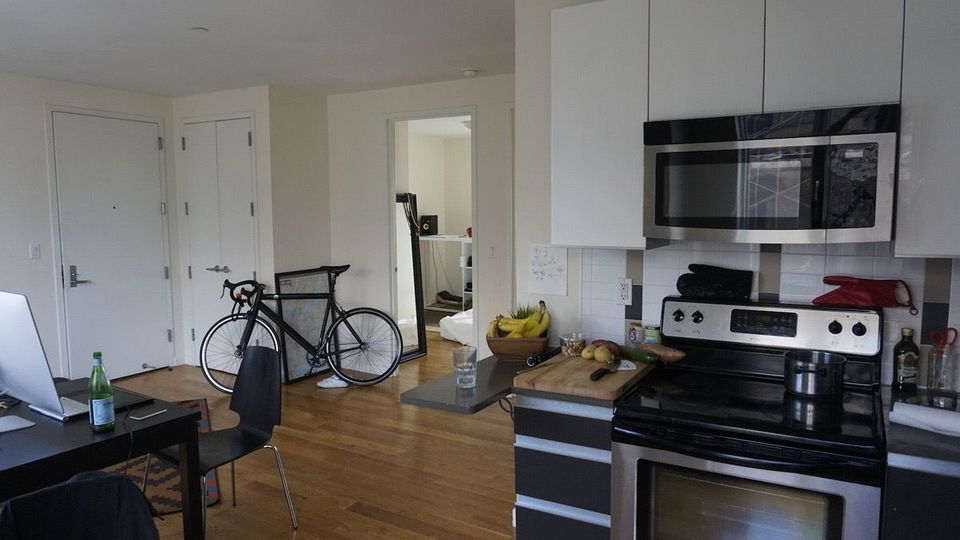 A $3,400.00, 2 bed / 1 bathroom apartment in Williamsburg