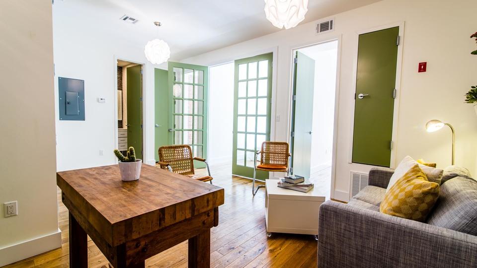 A $3,200.00, 4 bed / 2 bathroom apartment in Bushwick