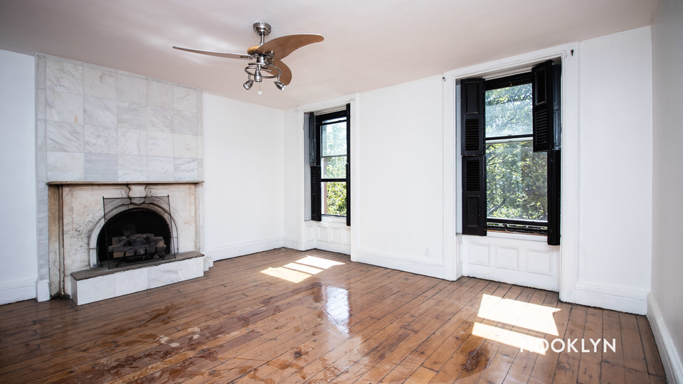 A $2,800.00, 2 bed / 1 bathroom apartment in Clinton Hill