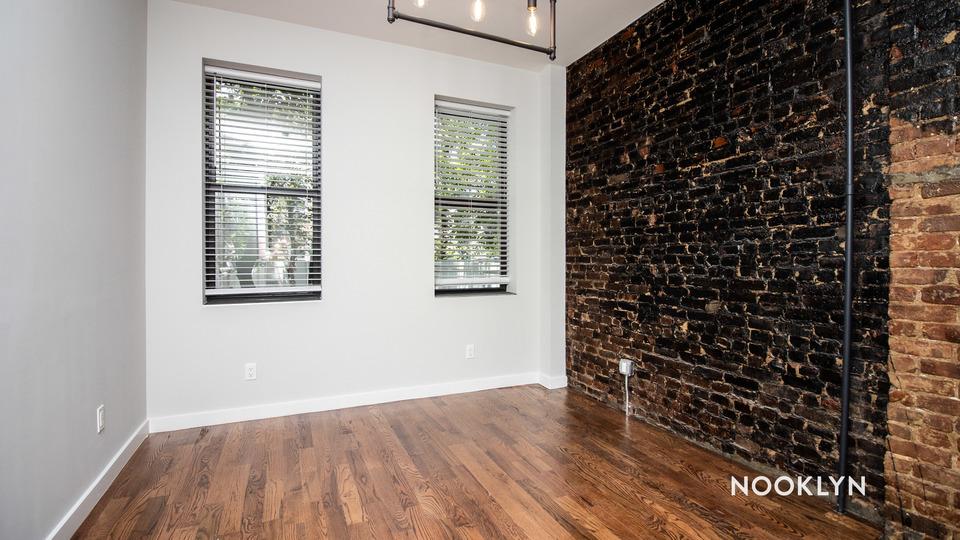 A $3,850.00, 2 bed / 2 bathroom apartment in Bushwick