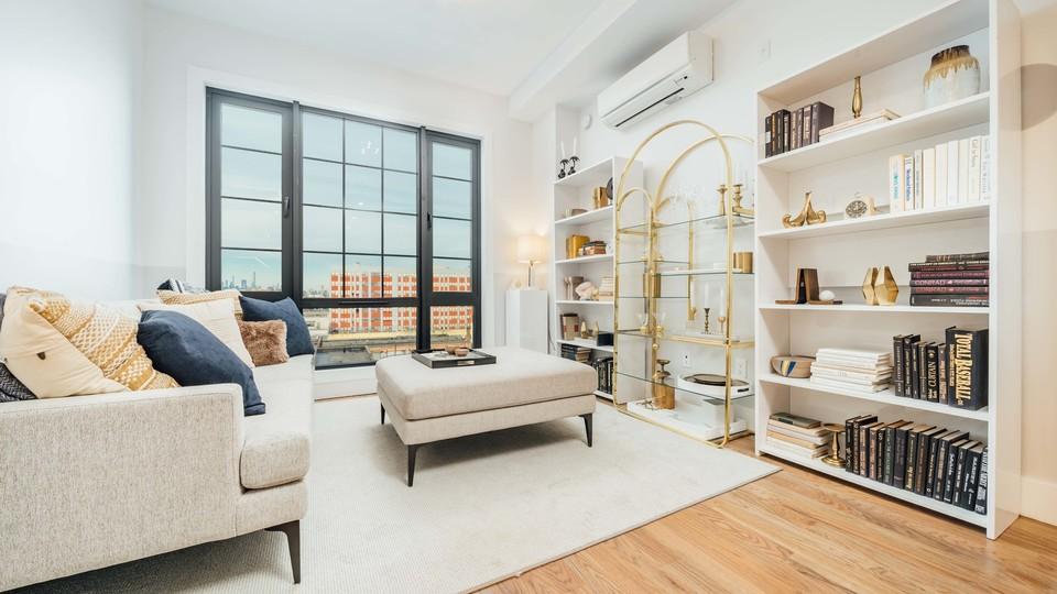 A $3,250.00, 2 bed / 2 bathroom apartment in Bushwick