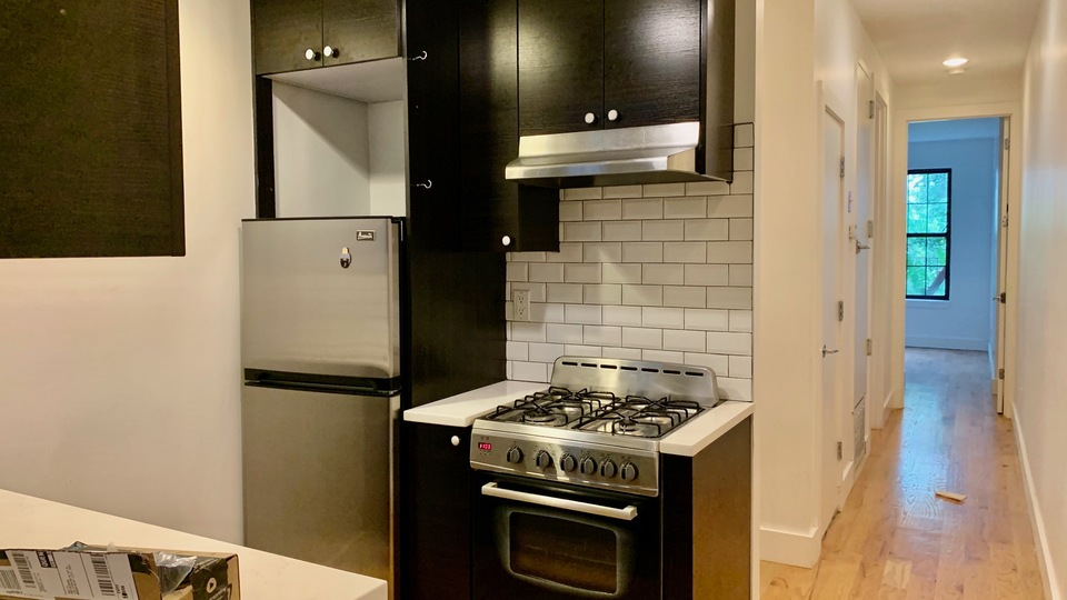 A $2,600.00, 3 bed / 1.5 bathroom apartment in Crown Heights