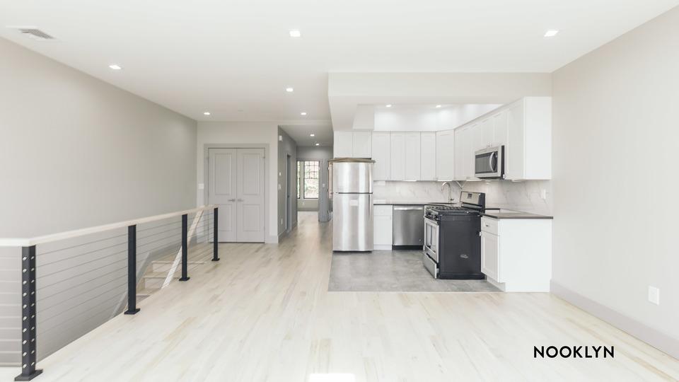 A $2,700.00, 2 bed / 2 bathroom apartment in Bushwick