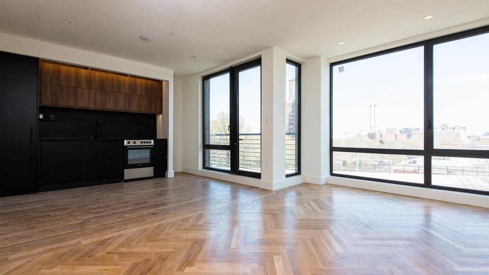 A $4,500.00, 3 bed / 1 bathroom apartment in Downtown Brooklyn