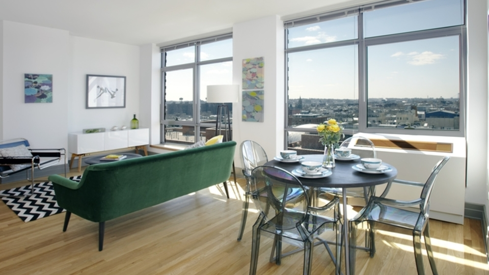 A $3,695.00, 1 bed / 1 bathroom apartment in Boerum Hill