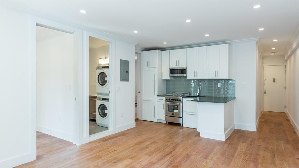 A $4,200.00, 3 bed / 2 bathroom apartment in Clinton Hill